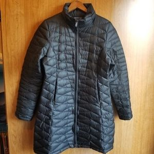 Patagonia goose down lightweight parka sz med